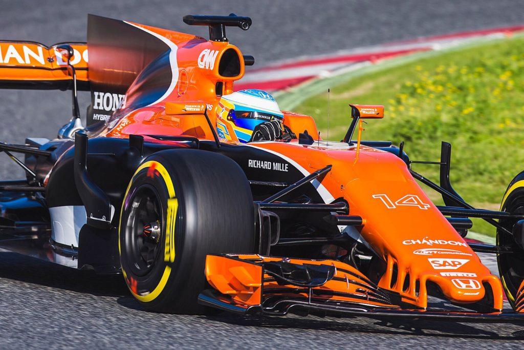 F1 | Primi chilometri in pista per Fernando Alonso sulla MCL32
