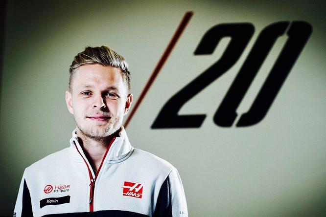 F1 | Haas, Magnussen porterà all'esordio la VF17