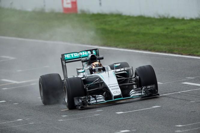 F1 | Test Barcellona, scelto il giorno per la sessione con pista bagnata