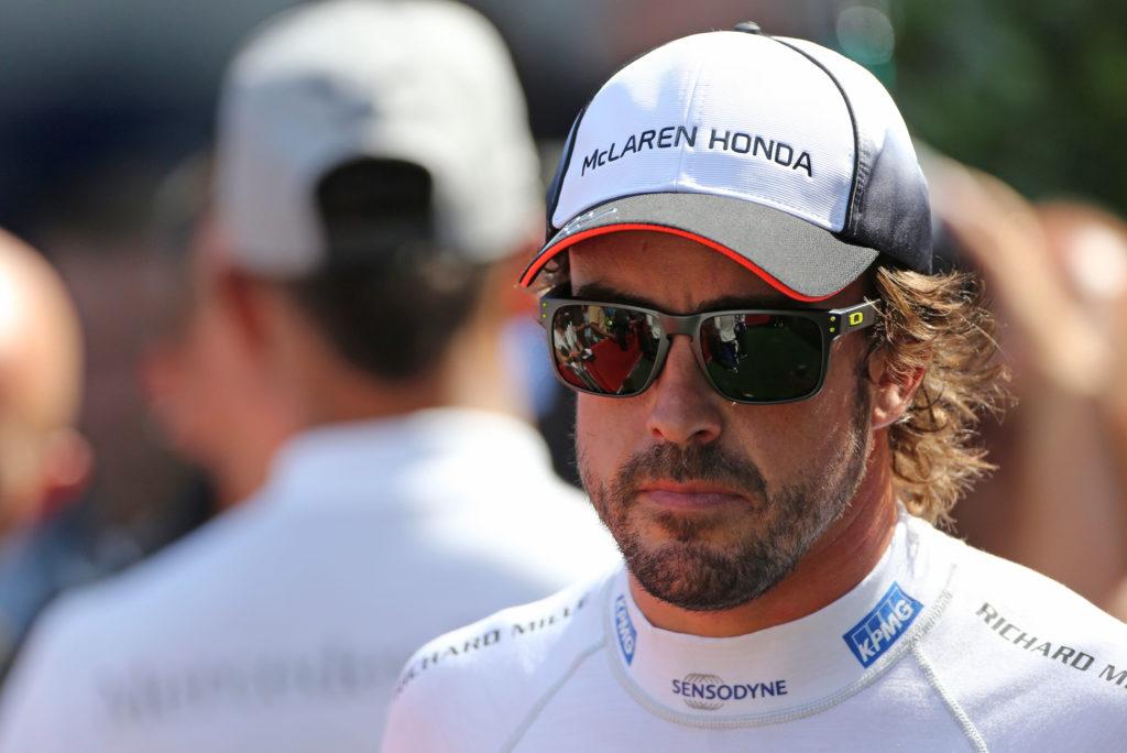 F1 | Fernando Alonso cambia casco per il 2017