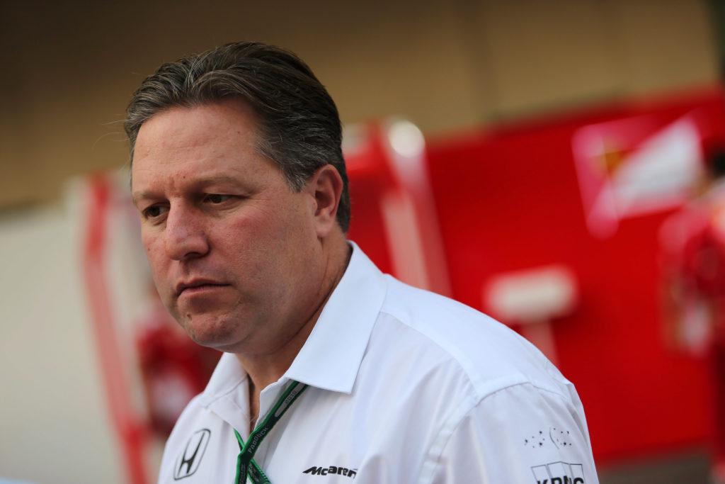 F1 | Zak Brown difende la livrea della McLaren MCL32