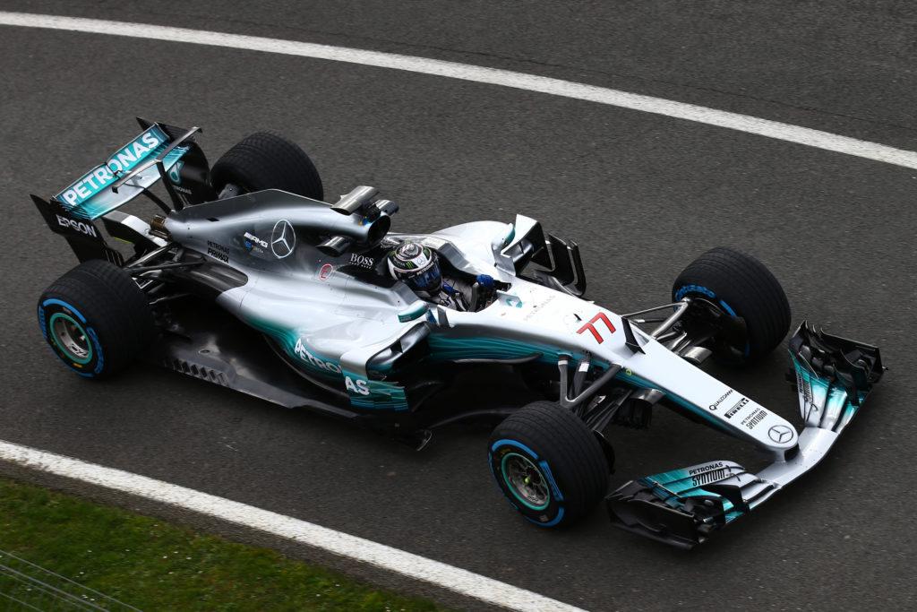 F1 | La Mercedes proverà carburante e lubrificante nuovi durante i test di Barcellona