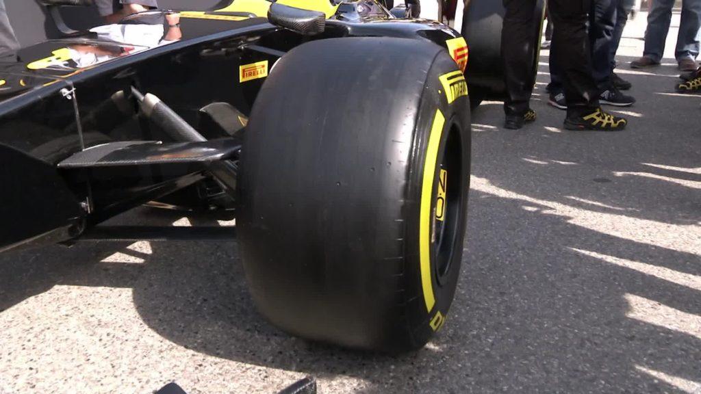 F1 | Pirelli con oltre 3500 pneumatici nei test pre-season di Barcellona