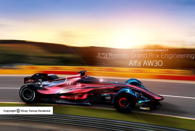 F1 | Le F1 del 2020 potrebbero essere 4×4