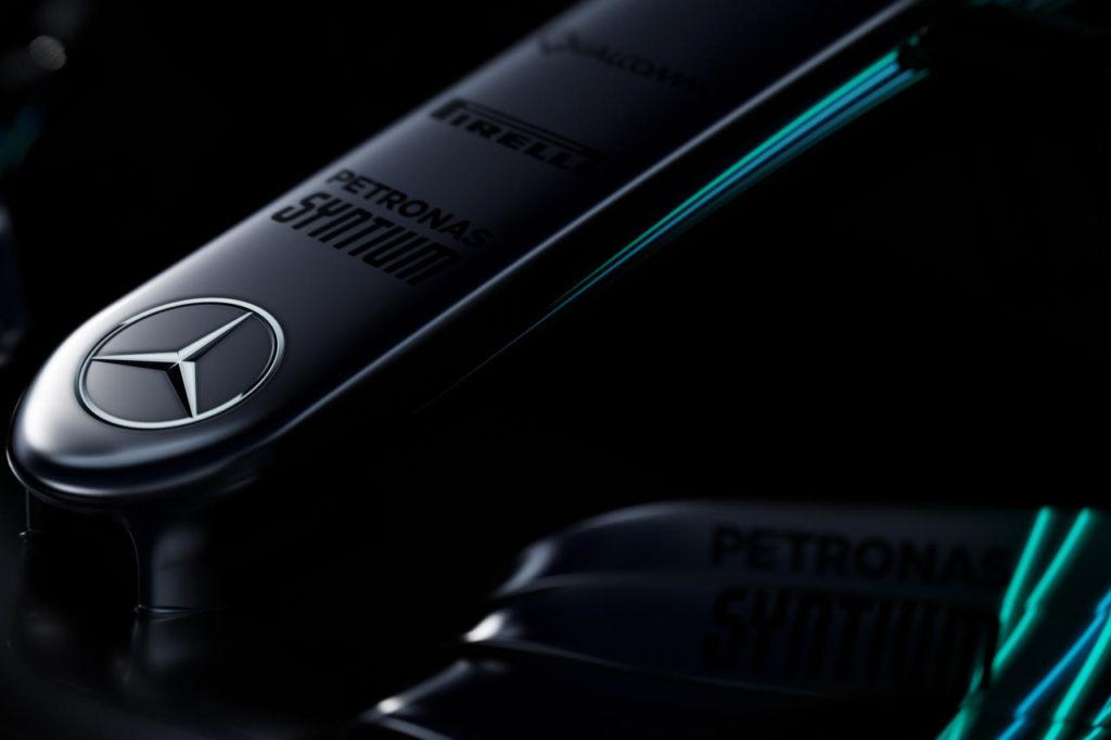 Mercedes-AMG W08 - 2017