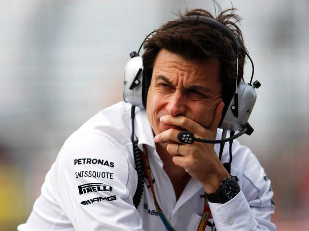 """F1   Mercedes, Wolff: """"Un piacere lavorare con Allison"""""""