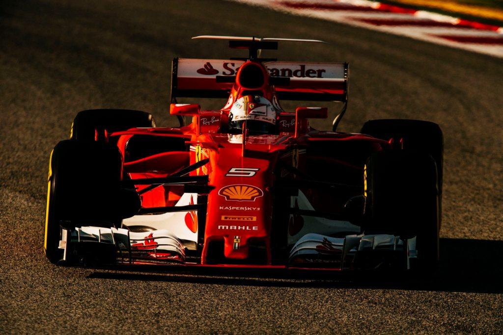 """Ferrari, Vettel: """"Abbiamo visto quello che ci aspettavamo"""""""