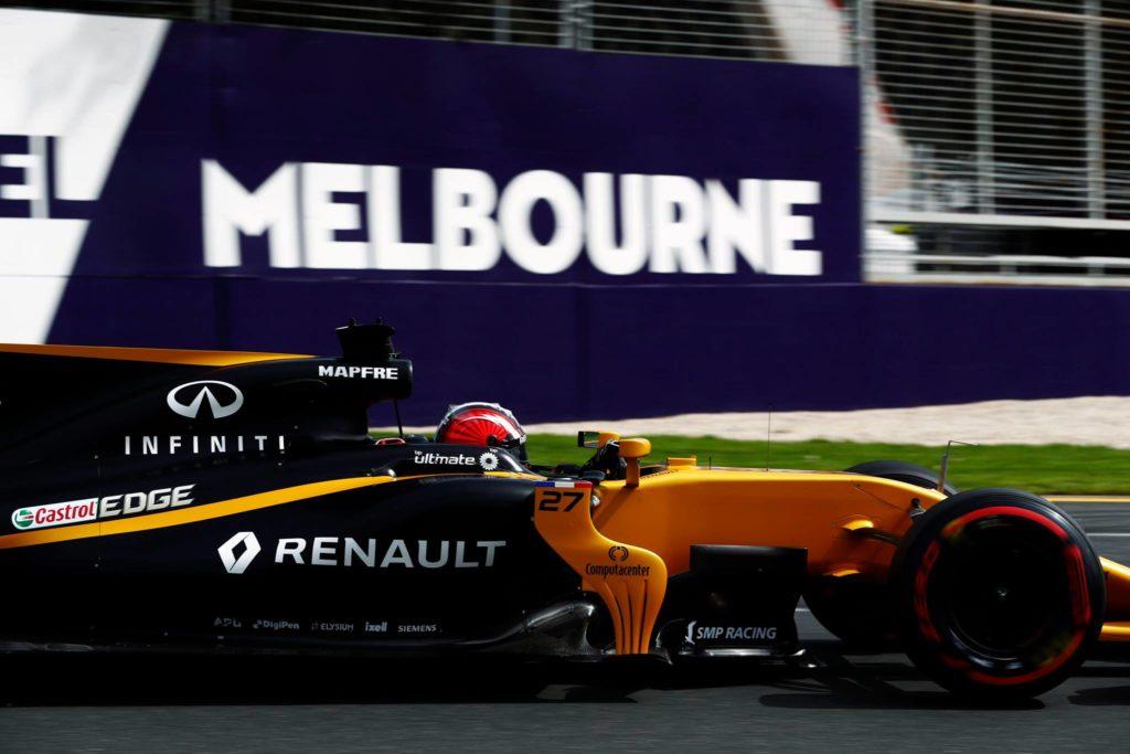 """F1   Renault, Hulkenberg: """"La RS17 è una buona base di partenza"""""""