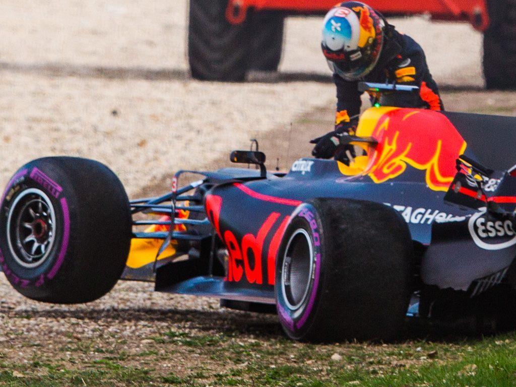 F1 | Possibile sostituzione del cambio per Ricciardo