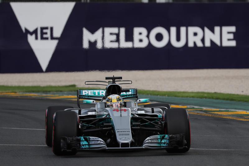 F1 GP Australia, Qualifiche: Prima pole dell'anno a Lewis Hamilton