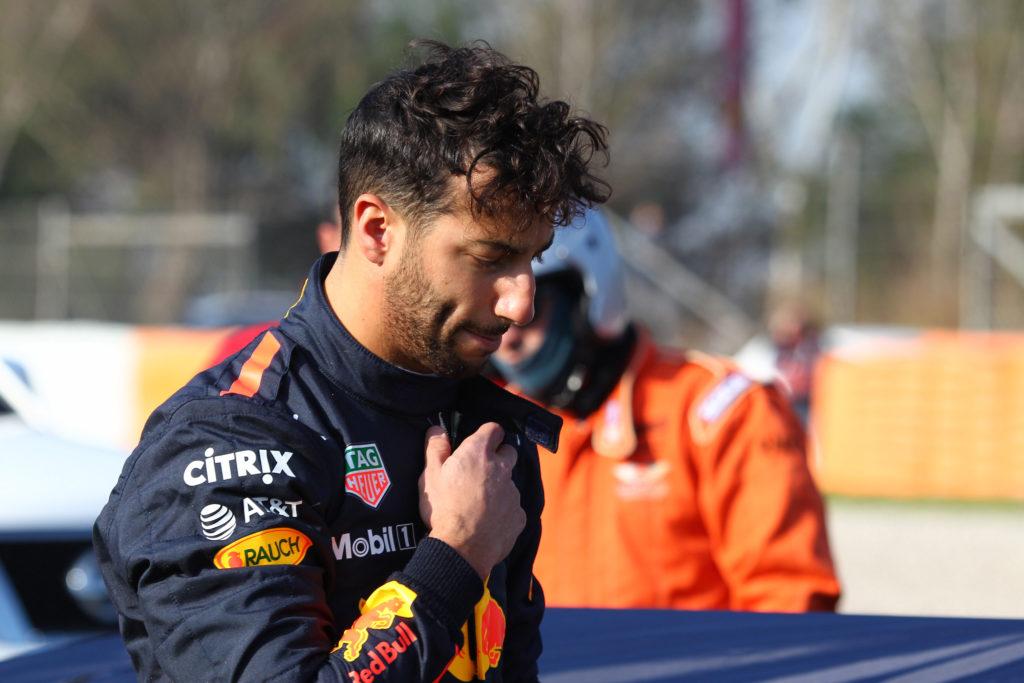 """F1   Ricciardo: """"Sto prendendo sempre più confidenza con la macchina e le gomme"""""""