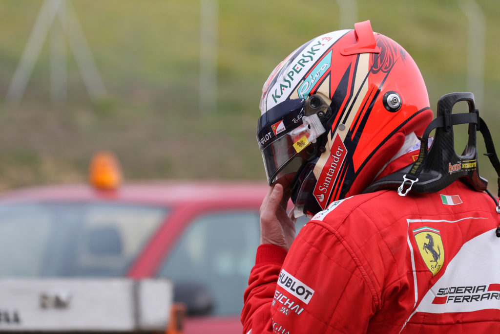 """F1   Ferrari, Raikkonen: """"Abbiamo feeling con la macchina, partiamo da una base forte"""""""