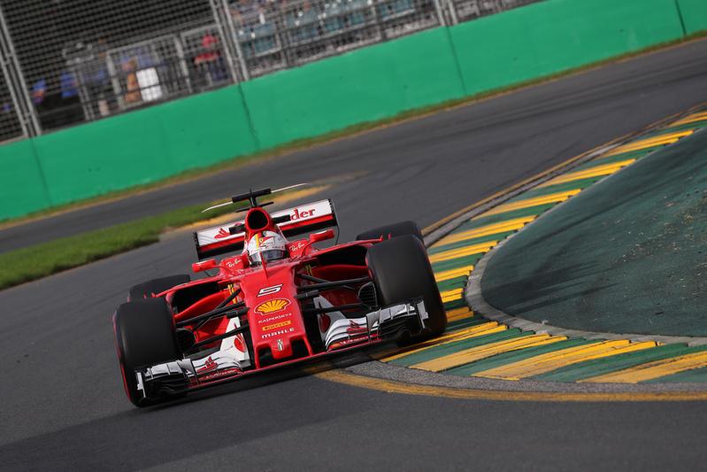 F1 GP Australia, Prove Libere 3: Vettel davanti alle Mercedes