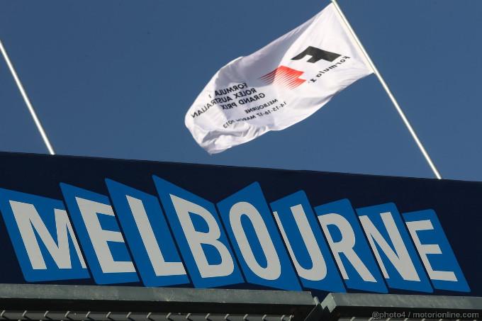 F1 | Gli orari del Gran Premio d'Australia su Sky Sport F1 HD
