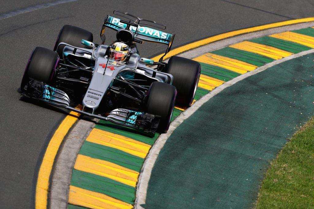 F1 GP Australia, Prove Libere 1: Hamilton da' il via alla stagione 2017