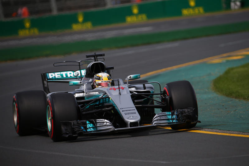 F1 GP Australia, Prove Libere 2: Hamilton davanti a tutti