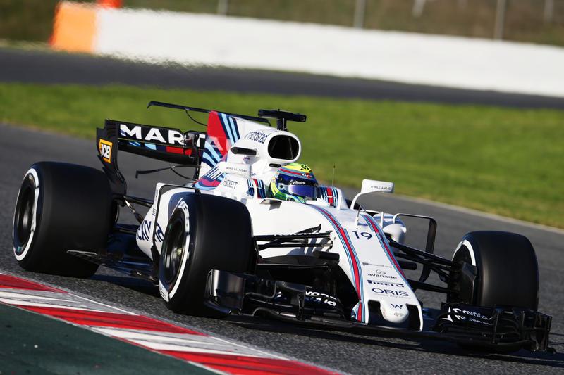 Test F1 Barcellona 2017, Giorno 5: Felipe Massa si conferma il più veloce