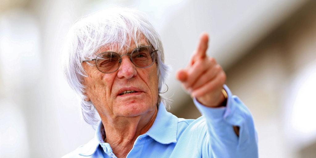 F1| Ecclestone ritorna in Formula 1: ecco in quali vesti