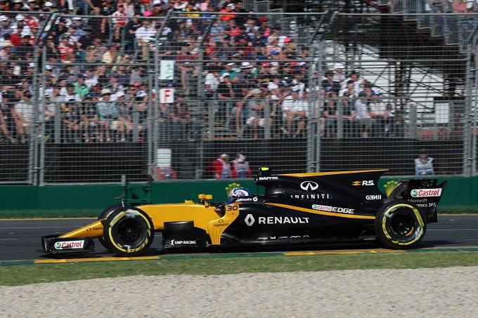 F1   GP d'Australia, Renault rimane fuori dai punti