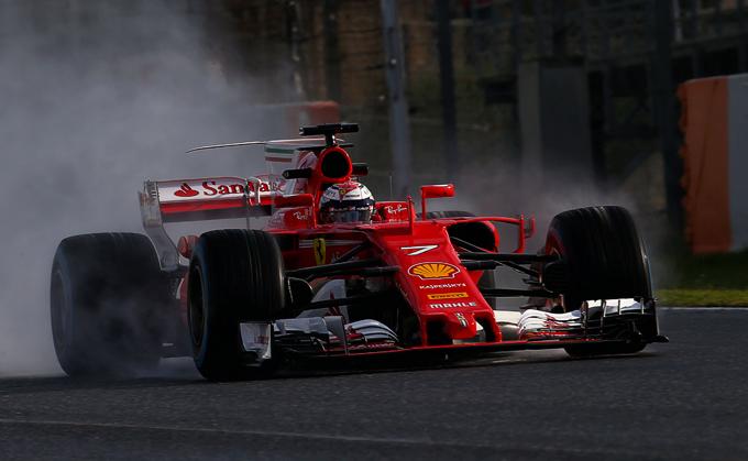 F1 | Test a Barcellona, quarta giornata: Raikkonen in testa al mattino