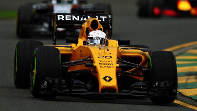 F1, Renault sorpresa dal nuovo motore
