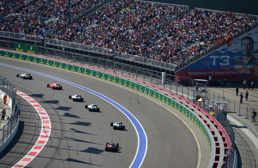 F1 | Gli orari del Gran Premio di Russia su Sky Sport F1 HD