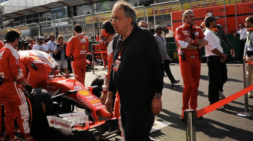"""F1   Ferrari, Marchionne: """"A Maranello non ci sono superstar"""""""