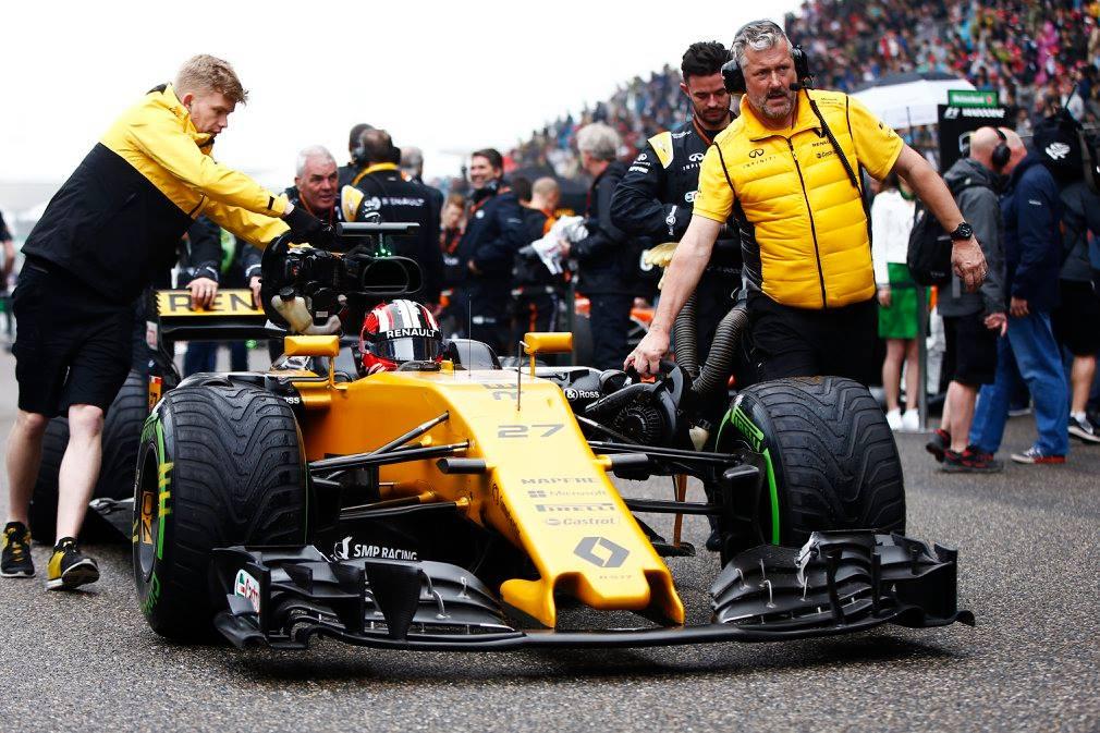 """F1   Renault, Hulkenberg: """"La VSC ha rovinato la nostra strategia"""""""