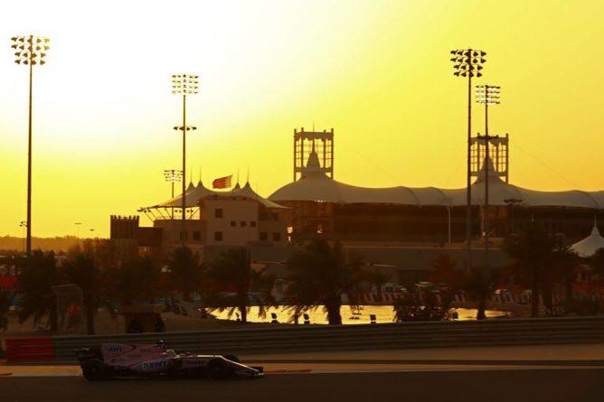 F1| Test Bahrain, buone sensazioni per Force India