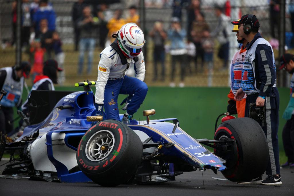 """F1   Giovinazzi si scusa per l'incidente: """"Non è stato il mio weekend, mi dispiace per il team"""""""