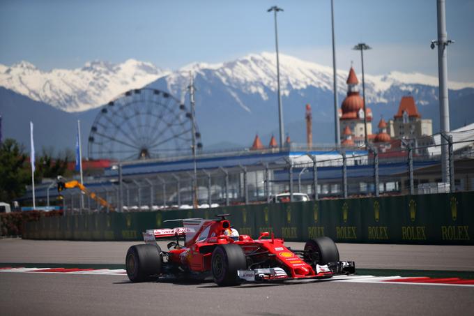 F1 GP Russia: risultati qualifiche e griglia di partenza