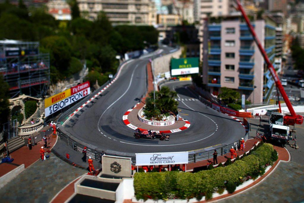 F1   Toro Rosso, un giro a Monaco con Daniil Kvyat [VIDEO]