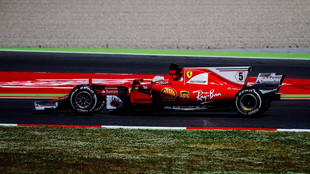 Ferrari f1 qualifiche diretta 5