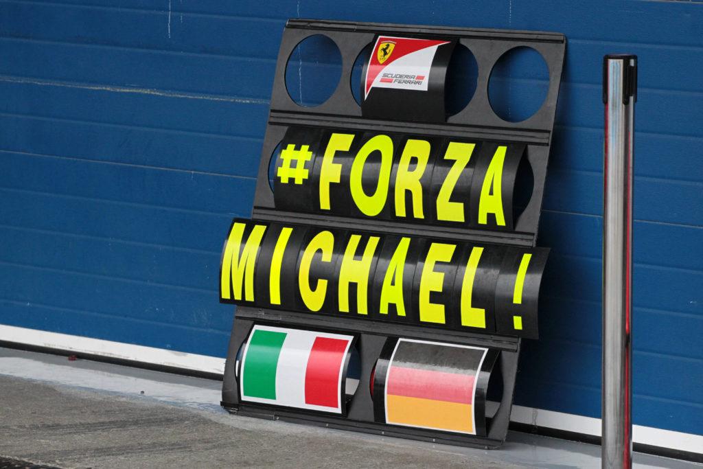 F1   La seconda edizione della Champions for Charity in onore di Michael Schumacher