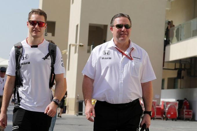 """F1   McLaren, Brown sicuro: """"In futuro Vandoorne vincerà il titolo"""""""