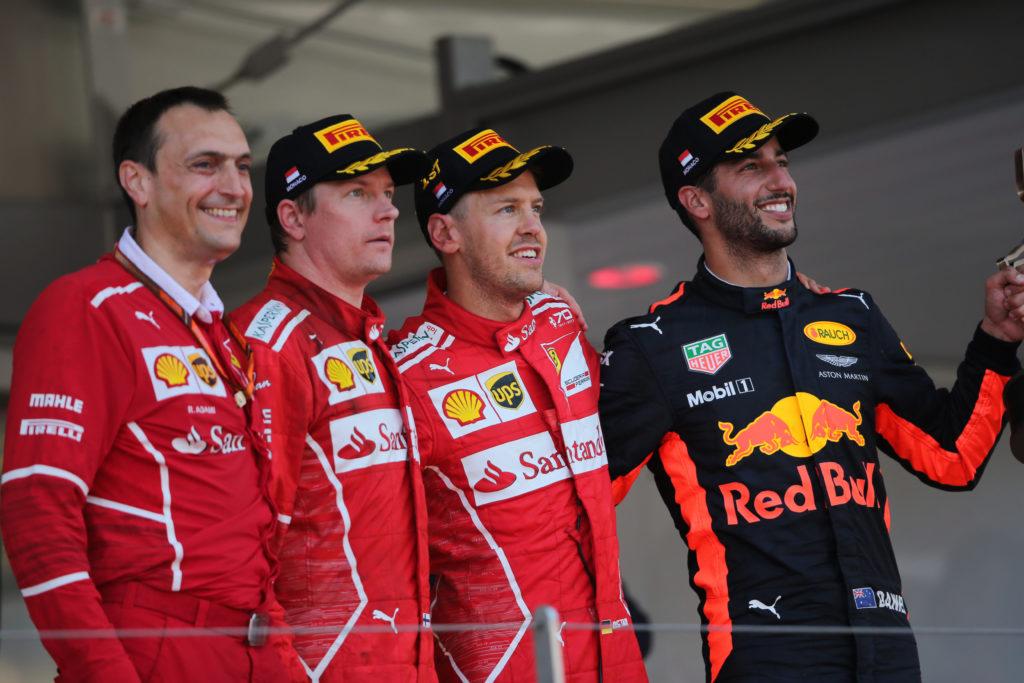 Pagelle GP Monaco: Vettel e Raikkonen sugli scudi, Hamilton in sordina