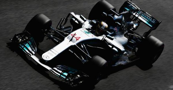 F1 GP Monaco, Prove Libere 1: Hamilton davanti a Vettel