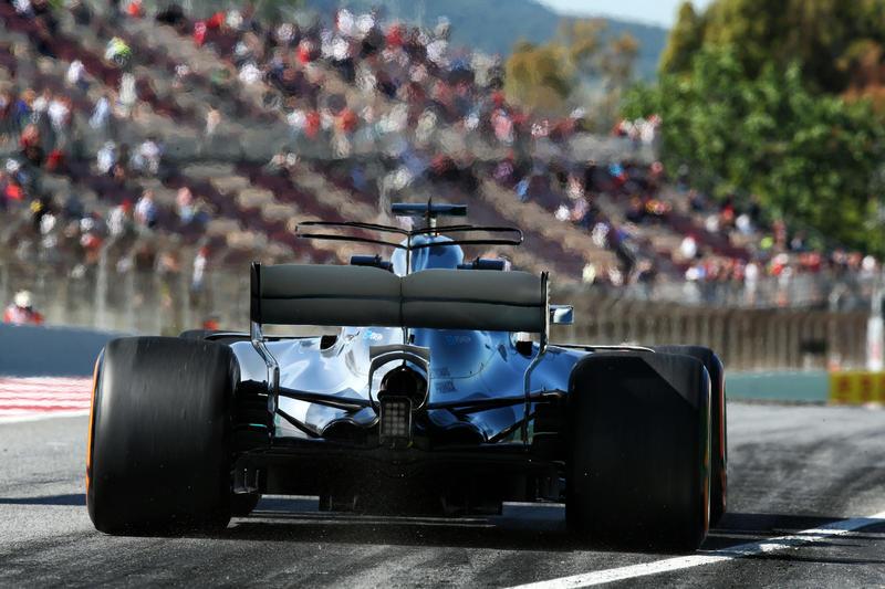 F1 GP Spagna, Prove Libere 2: venerdì al comando per Hamilton