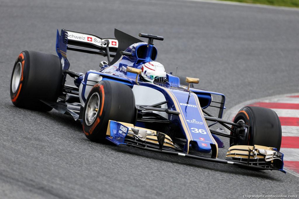 """F1   Sauber, Wehrlein: """"Una tipica sessione di prove libere del venerdì"""""""