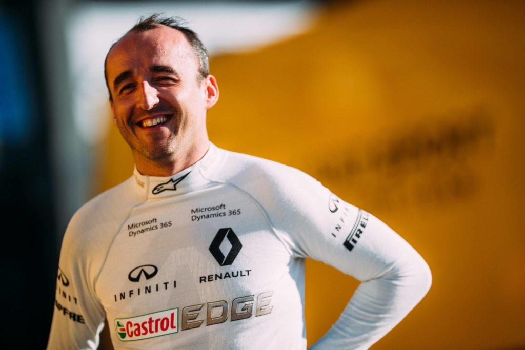 "F1 | Kubica: ""Posso guidare una macchina di Formula 1 senza limitazioni"""