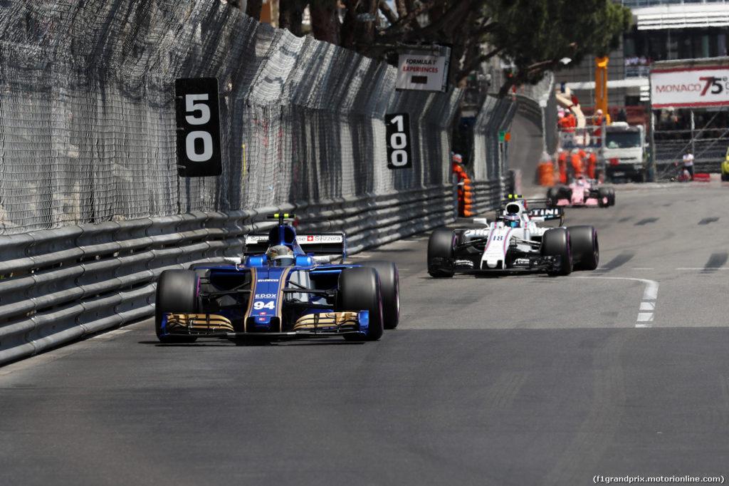 F1   Sauber, Wehrlein conferma la presenza in Canada