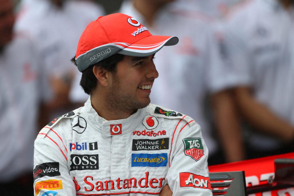 """F1   Perez: """"Il mio anno in McLaren ha migliorato la mia carriera"""""""