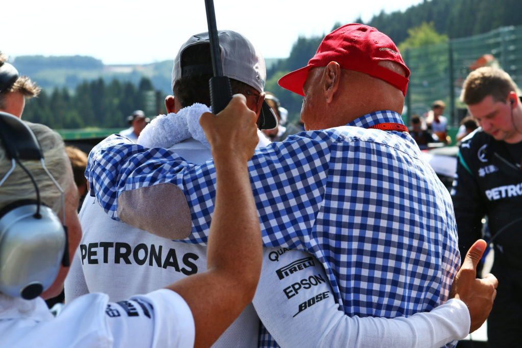 "F1   Mercedes, Lauda: ""Vettel? La penalità inflitta a Baku è stata uno scherzo"""