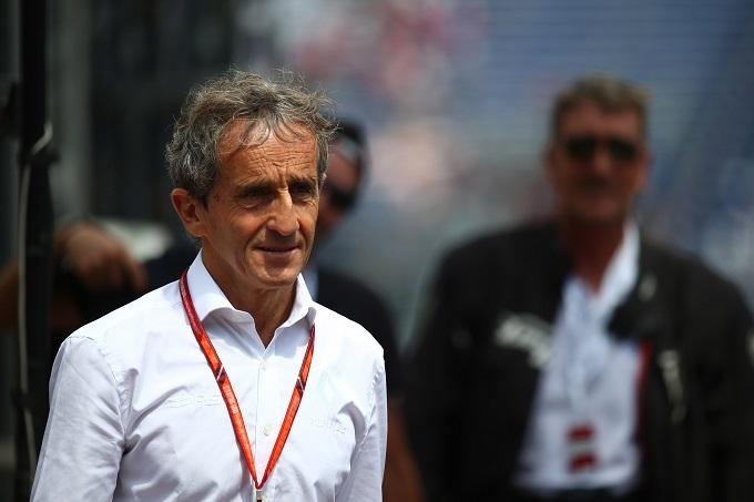 """F1   Prost: """"Oggi chi vuole fondare un team è avvantaggiato rispetto al passato"""""""