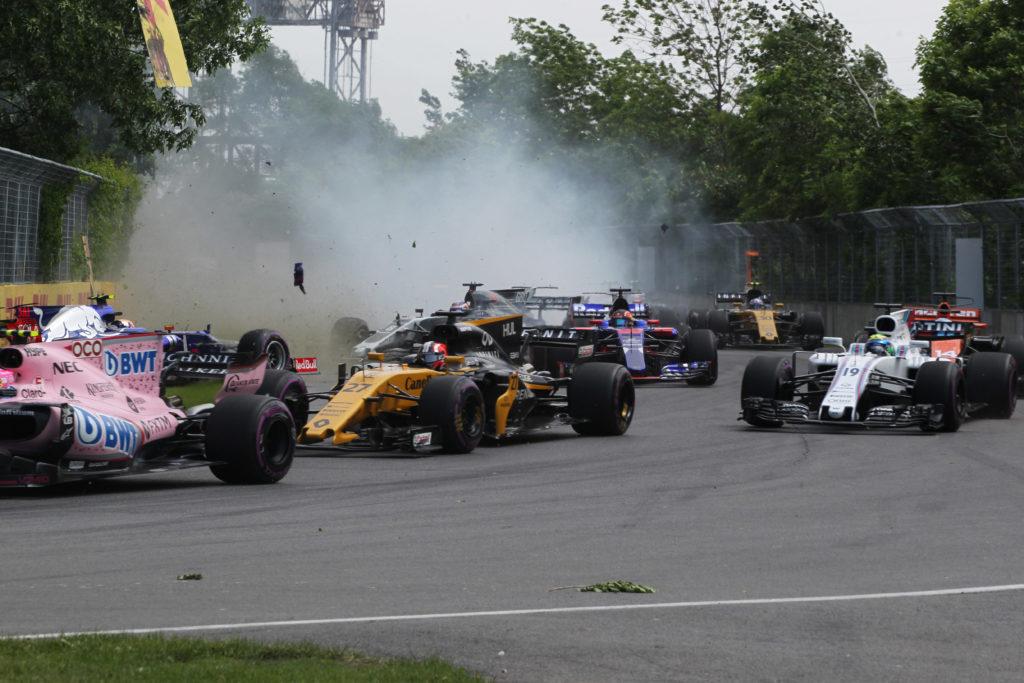 F1 | Toro Rosso, Sainz penalizzato per il contatto con Grosjean