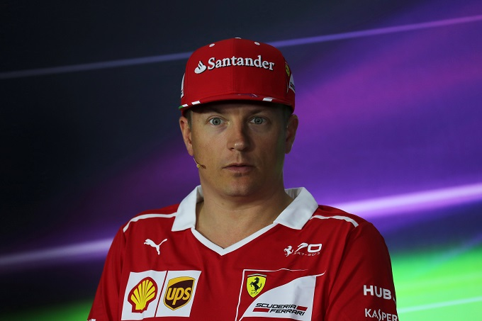 "F1 | Ferrari, Raikkonen sul weekend di Baku: ""Saremo tutti vicini"""