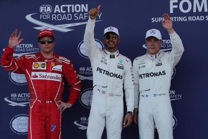 F1 | GP Azerbaijan: la griglia di partenza di Baku