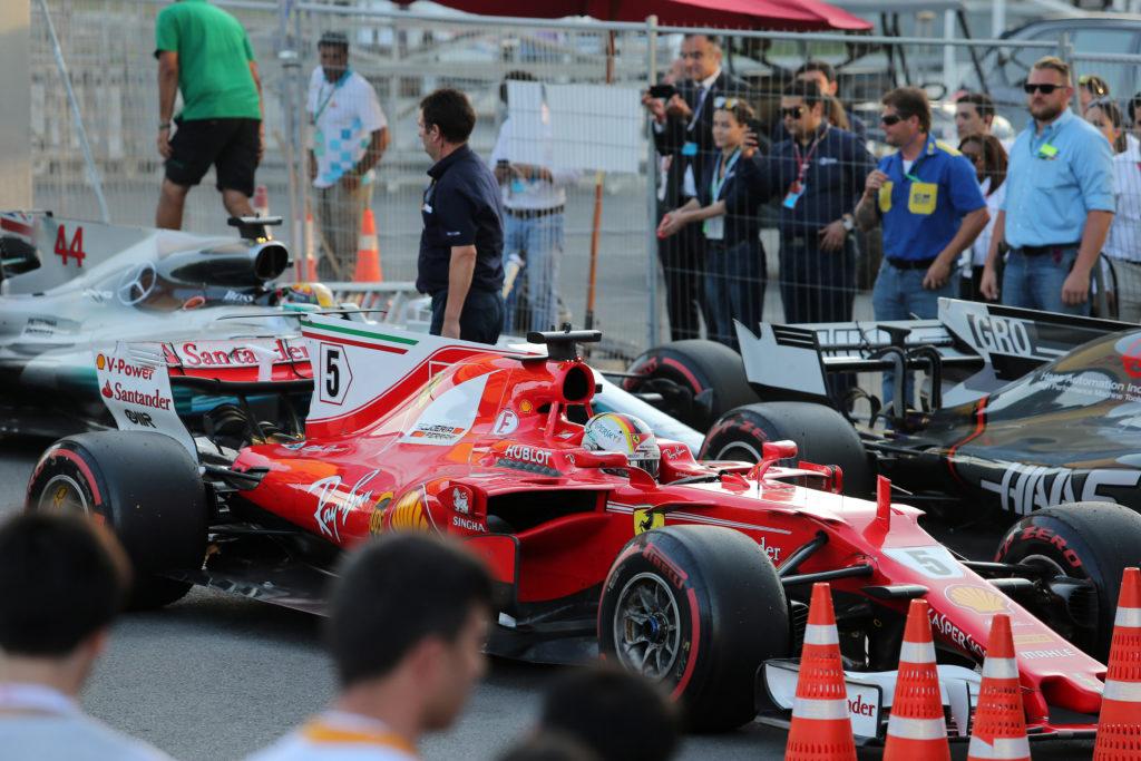 F1 | Ufficiale: la FIA eseguirà ulteriori analisi sul comportamento di Vettel a Baku
