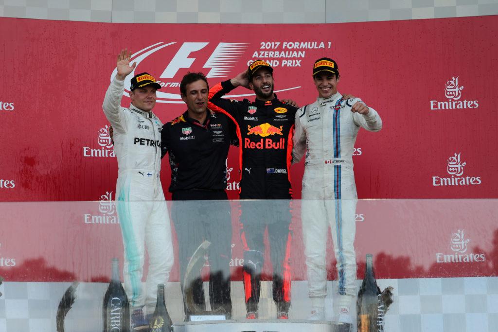 Pagelle GP Azerbaijan: Vettel e Hamilton perdono la bussola, spiccano gli outsider