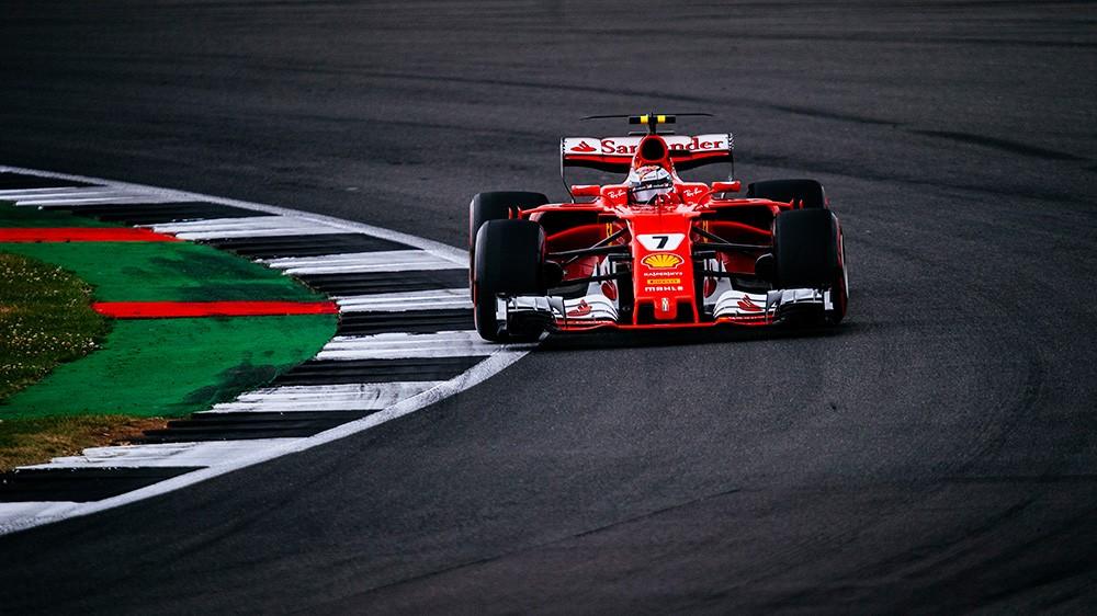 F1   Gran Premio di Gran Bretagna, Ferrari terza e settima